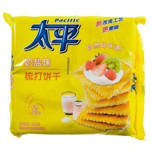6901668200617/Pacific Cake Salted & Cream 400g 太平奶盐梳打饼干