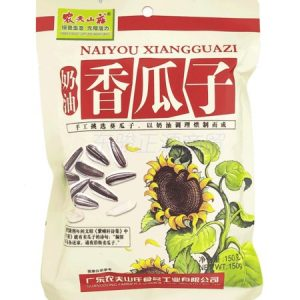 6920404385036/NFSZ Sunflower Seed Cream Flavor 150g 农夫山庄奶油香瓜子