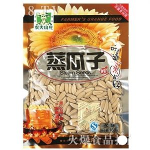 6920404390023/NFSZ Steam Seeds Spice Flavor 160g 农夫山庄蒸瓜子