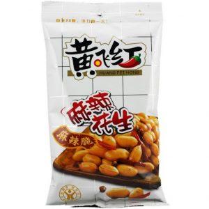 6925843404225/HFH Spicy Peanuts  210g黄飞鸿麻辣花生