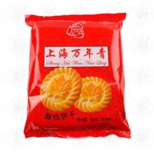 6926664701364/SN SHANGHAI COOKIE 528G 三牛上海万年青酥性饼干