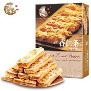 6935133800392/OCT FIFTH OBAKERY ALMOND PASTRIES 200g 十月初五杏仁条