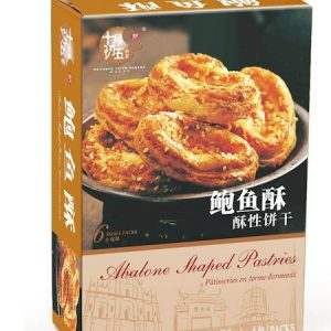 6935133801535/OCT FIFTH ABALONE PASTRIES 80g 十月初五鲍鱼酥