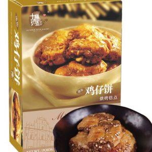 6935133801986/OCT FIFTH  BAKERY Mini Zähe Kuchen 100g 十月初五鸡仔饼