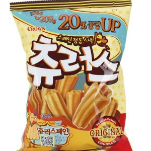 8801111916523/CROWN  Original Churros 174g