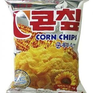 8801111922517/CROWN Corn Chips 148g玉米薯片