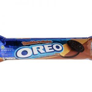 8992760121090/KRAFT OREO DOUBLE DELIGHT BISCUIT 137g 奥利奥双层夹心饼干
