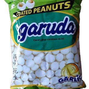 8992775220092/Garuda Garlic Coated Peanut 200g 嘉鲁达鹰牌蒜味花生