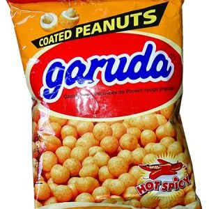 8992775220214/Garuda Hot Spicy Coated Peanut 200g 嘉鲁达鹰牌辣味花生