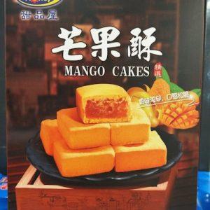 9329521001626/Sugar Honey Mango Cakes 240g 甜品屋芒果酥饼