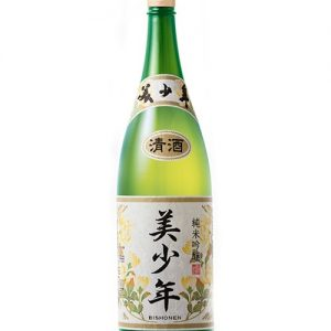 BISHONEN  1.8L 15% 美少年清夜 纯米吟酿
