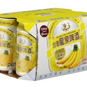 4711934570083/台湾龙泉啤酒 330ML*6P