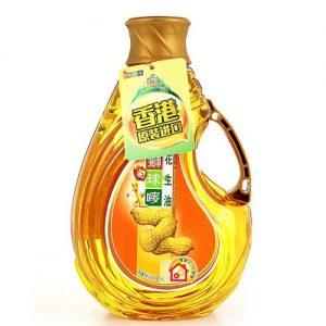 4898833500158/Lion&Globe Pure Peanut Oil 2Litre 师球唛花生油2L