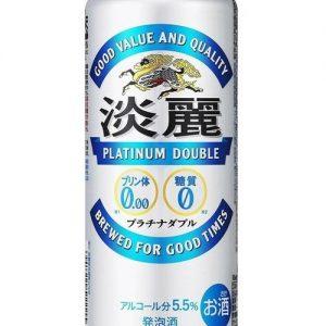 KIRIN 500ML 5.5% 淡丽特级气泡酒