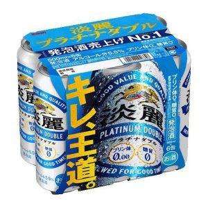 KIRIN 500MLx6P  5.5% 淡丽特级气泡酒6连罐