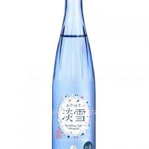 HAKUTSURU 300ML 5.5% 淡雪 起泡酒