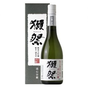 Asahi Shuzo 720ML 16%  獭祭 三割九分纯米大吟酿