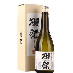 Asahi Shuzo 720ML 16% 獭祭 五割 纯米大吟酿