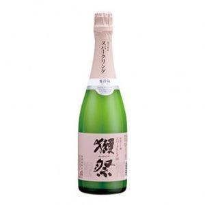 ASAHI Dassai Junmai Daiginjo Happou Nigori Sparkling  500ML 14% 獭祭纯米大吟酿清酒
