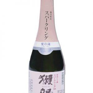 Asahi Shuzo Dassai Sparkling  360ML 15% Alc. 獭祭 五割发泡酒