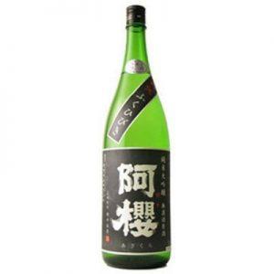 AZAKURA 1.8L 17% 阿樱纯米大吟酿