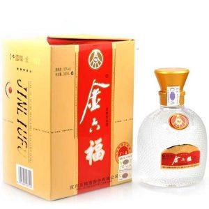 6901382107520/五星金六福酒 500ML 52%