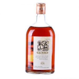 6902944880059/古越龙山清醇三年黄酒 500ML 10%