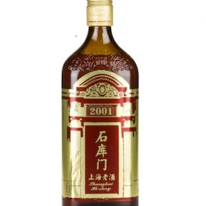 6903293470892/上海石库门红标黄酒 500ML 12%