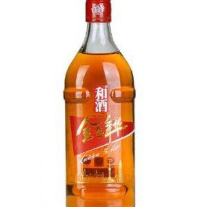 和酒金色年华五年陈花雕酒 500ML