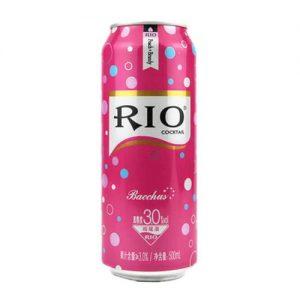 RIO白桃白兰地鸡尾酒 500ML 3%