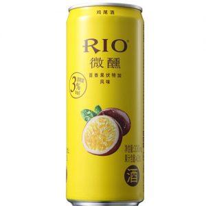 RIO百香果伏特加鸡尾酒 330ML 3%