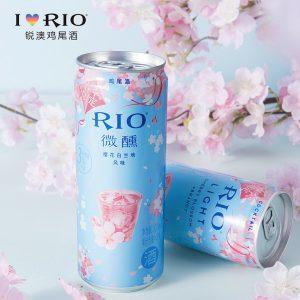 6935145343085/RIO微醺樱花白兰地酒 330ML 3%