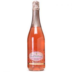 西班牙巴塞罗那之夜桃红起泡葡萄酒 750ML 10%