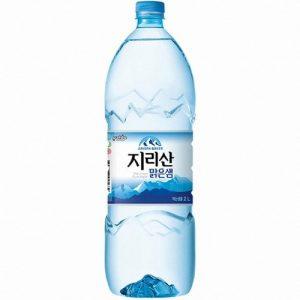 Paldo the Jirisan Mineral Water 2L