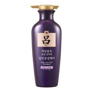 RYO Hair Loss Care Shampoo 500ML 吕敏感发质洗发露(紫色)