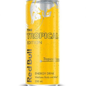 Red Bull The Summer Tropical Edition Energy Drink 250ml   澳洲红牛
