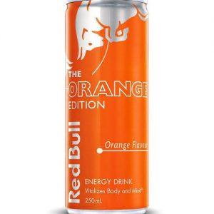 Red Bull Orange Edition Energy Drink 250ml  澳洲红牛