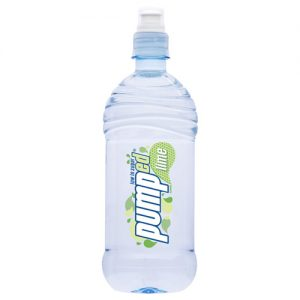 Pump Lime Rush Water 750ML
