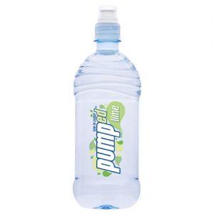 Pump Lime Rush Water 750ML