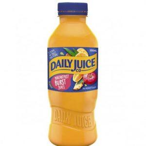 Daily Juice Breakfast Burst Juice 500ml
