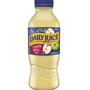 Daily Juice Apple Juice 500ml