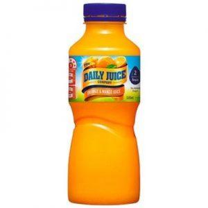 Daily Juice Orange Juice 500ml
