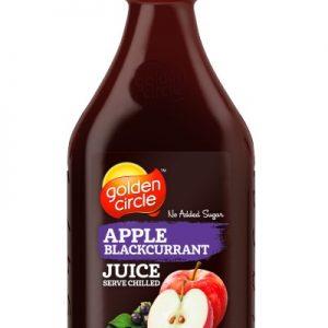Golden Circle Apple Blackcurrant  Juice 2L