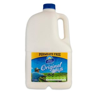 Dairy Farmers Full Cream Milk 3L