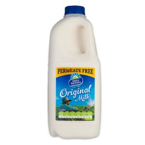 Dairy Farmers Full Cream Milk 2L