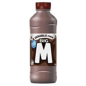 Dairy Farmers Big M Double Chocolate Flavor Milk 500ml 巧克力味