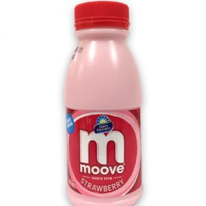 Dairy Farmers Big M Strawberry Flavor Milk 300ml 草莓味小