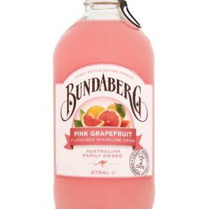 BUNDABERG Blood Orange Sparkling Drink 375ml 血橙果汁