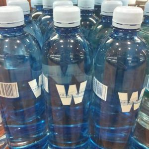 W SPRING WATER 600ML