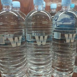 W SPRING WATER 1.5L
